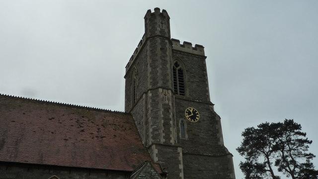 St. Peter's Church (Bell Tower | Staunton on Arrow)