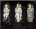 SH7956 : Inside St Mary's Church, Betws-y-Coed by Kate Jewell