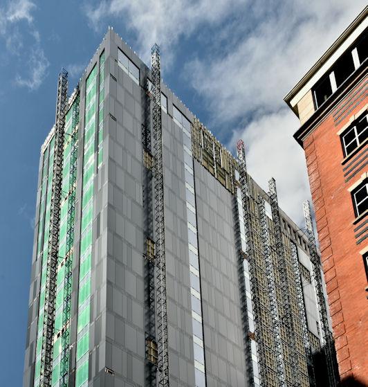 Windsor House redevelopment, Belfast - May 2018(3)