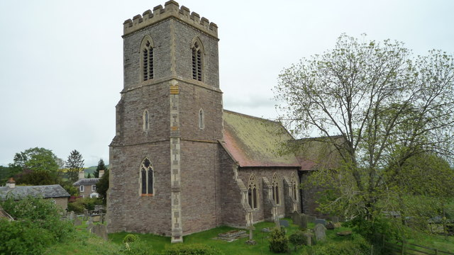 St. Peter's Church (Staunton on Arrow)