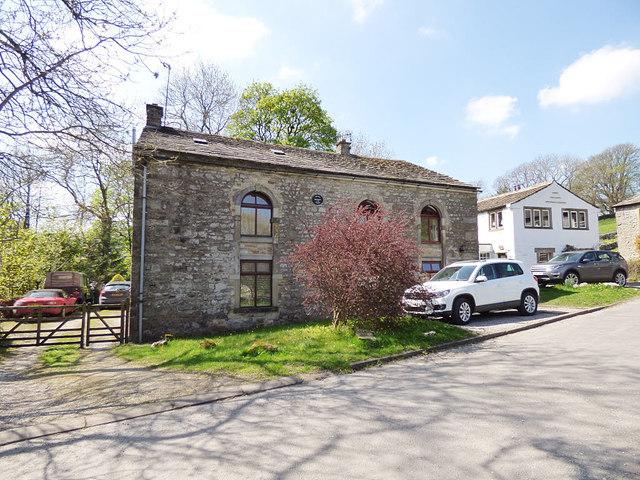 Former Methodist chapel, Kettlewell