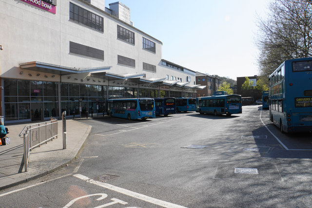 high wycombe bus station bill boaden cc by sa 2 0. Black Bedroom Furniture Sets. Home Design Ideas