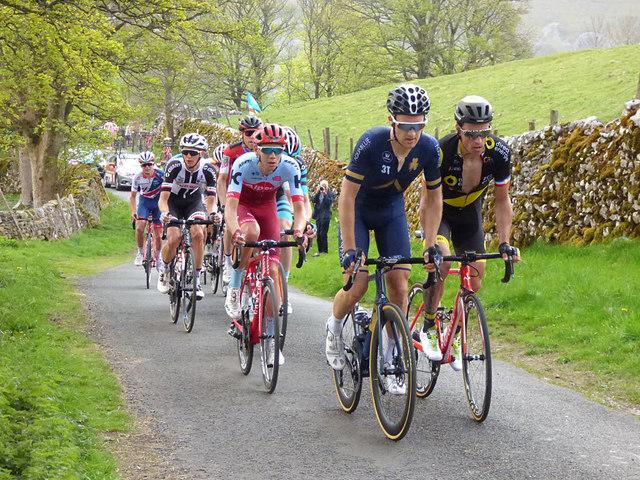 Tour de Yorkshire - advance pack