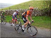 SD9772 : Tour de Yorkshire - close up by Stephen Craven