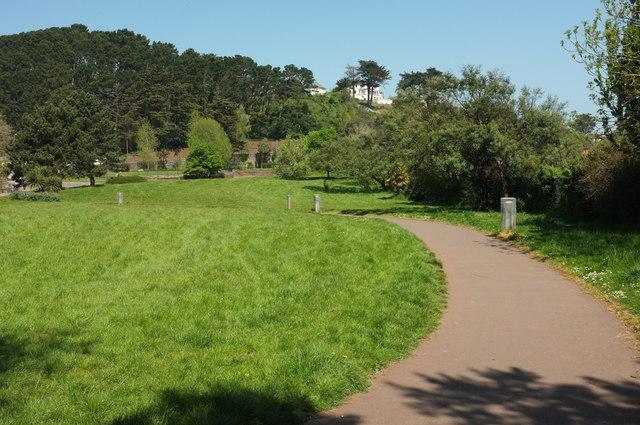 Hollicombe park