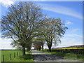 NZ0815 : The road to Westwick near Burnholme Farm by Jonathan Thacker