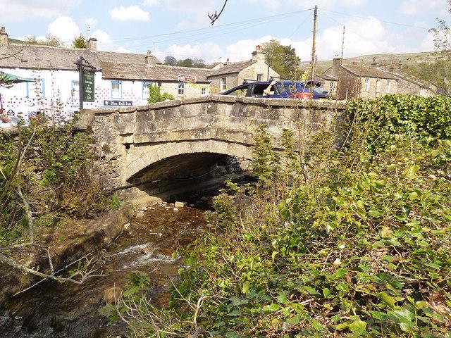 Townfoot Bridge, Kettlewell