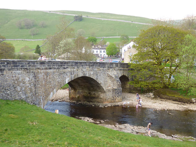 "Kettlewell ""New"" Bridge"