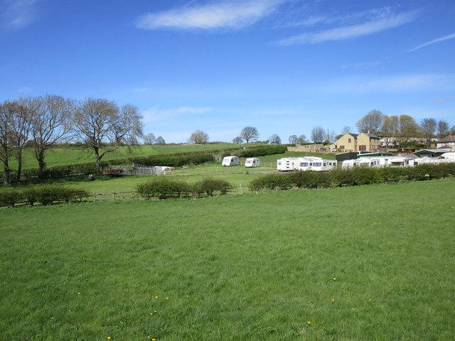 Caravans at Stainton Grove