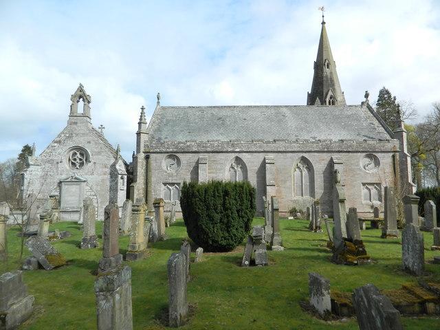 Carnwath Parish Church