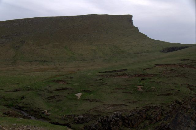 Soberlie from Logat, Foula