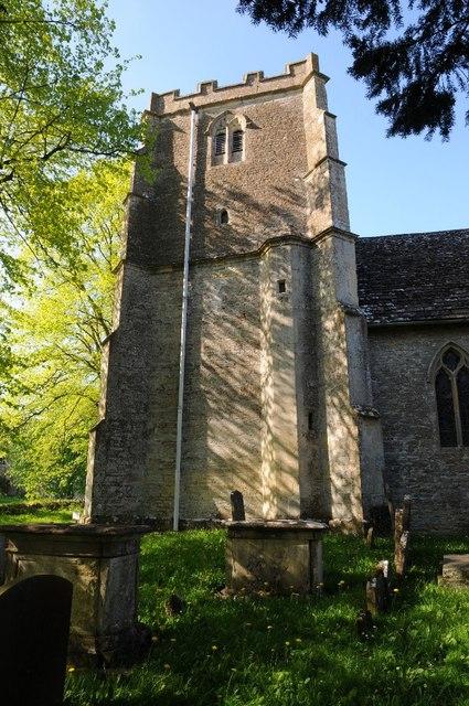 Preston church