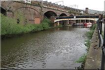 SJ8297 : Bridgewater Canal by Philip Jeffrey