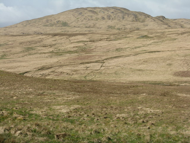 The head of Glen Lealt