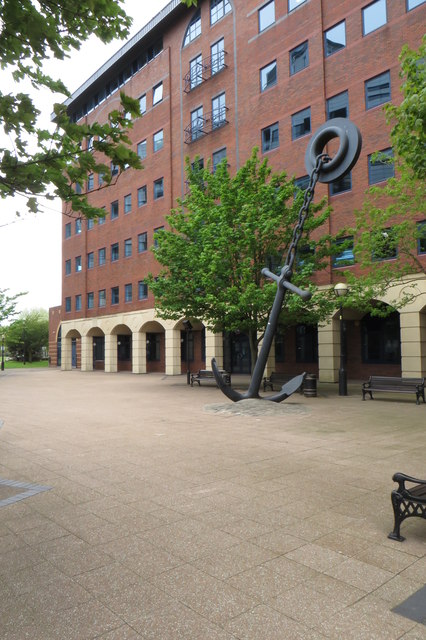 Offices on Anchorage Quay