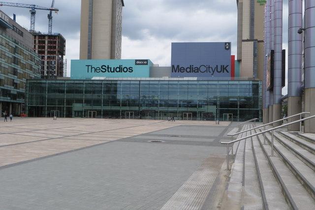 Media City plaza