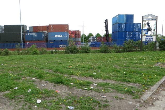 Trafford Park world freight centre