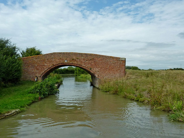 Borstal Bridge west of Barby in Northamptonshire
