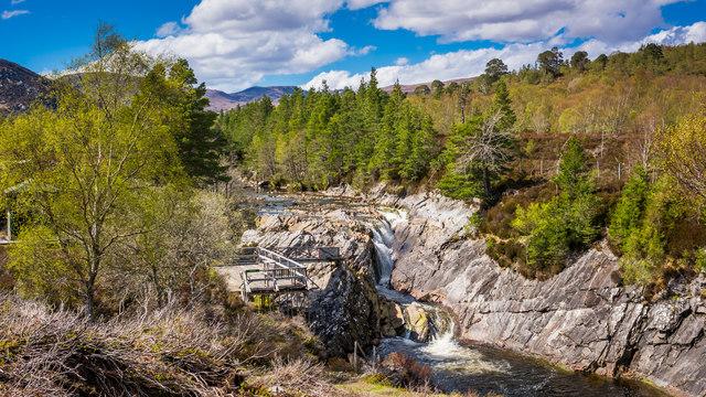 Eas Charron Falls