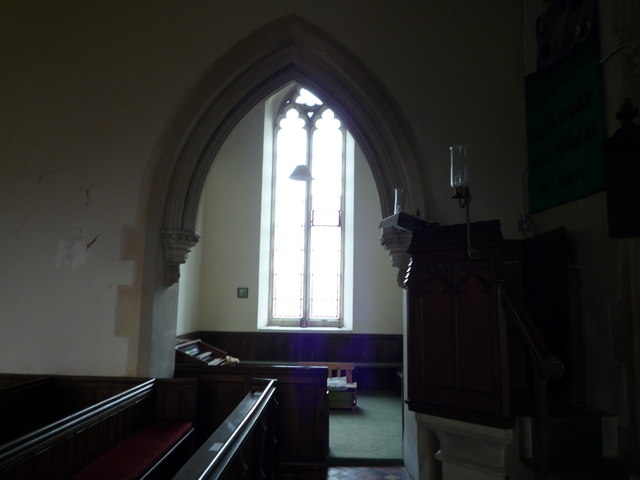 St. Peter's Church (North Transept | Staunton on Arrow)