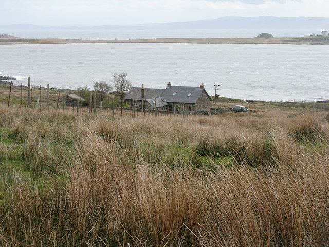 House overlooking Lowlandman's Bay