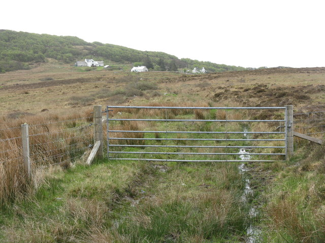 Ardfernal, from the track to Ardmenish