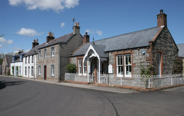 Abbey Cottage Tearoom,Main Street, New Abbey