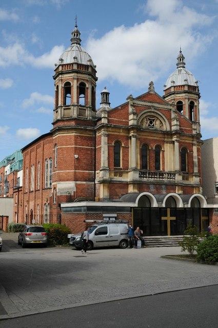 United Reformed Church, Warwick Road