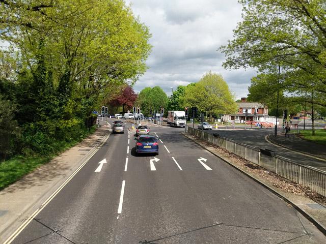 Worth Park Avenue, Crawley