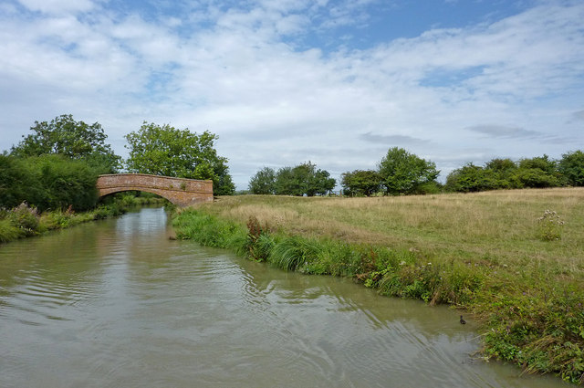 Oxford Canal south-east of Barby in Northamptonshire