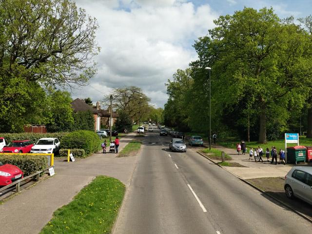 Worth Road, Pound Hill, Crawley