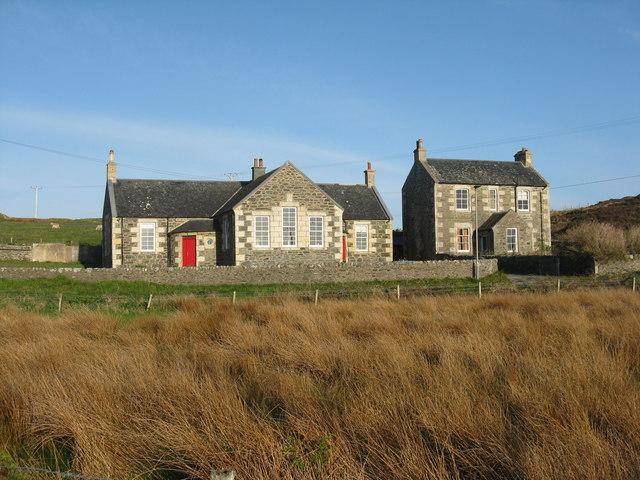 Houses at Portnahaven