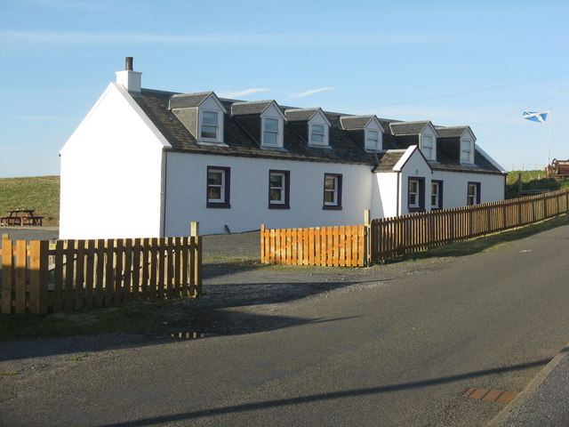 An Sabhal Cottages