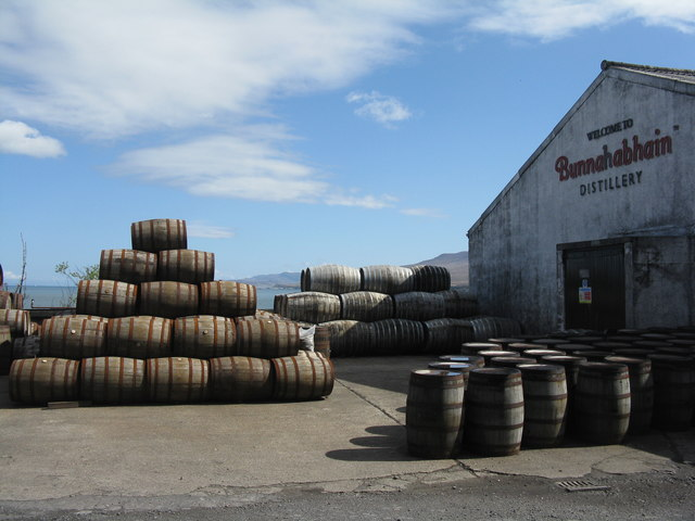 Welcome to Bunnahabhain Distillery