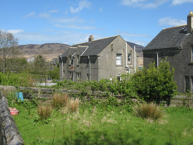 Ghost Village at Bunnahabhain
