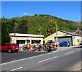 SO1723 : Mynydd Ddu Tea Rooms, Cwmdu, Powys by Jaggery