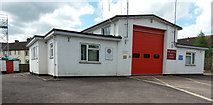 ST0107 : Cullompton: Fire Station by Martin Bodman