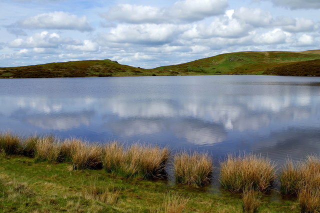 Pant y Llyn on a May afternoon