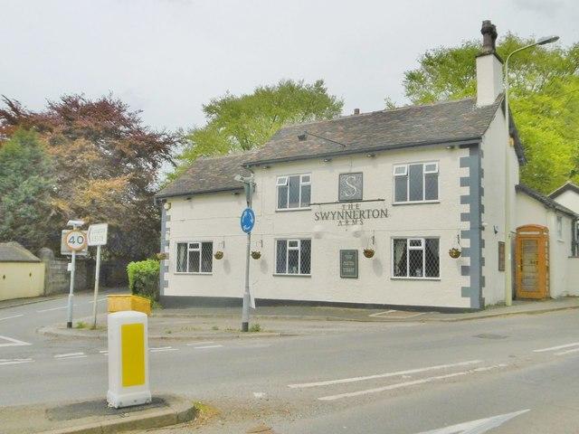Rough Close, Swynnerton Arms