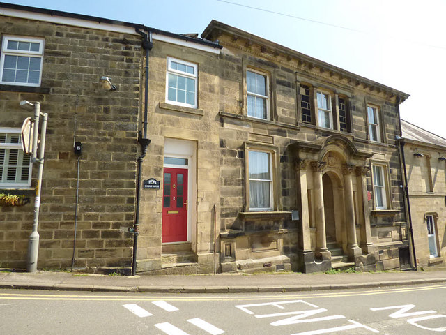 Oddfellows Hall, Pateley Bridge