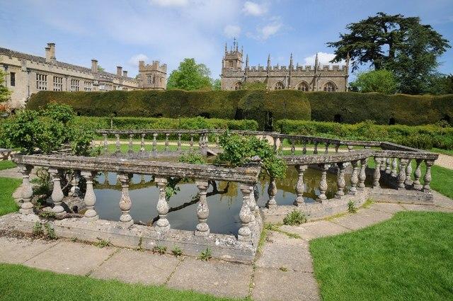 The Queen's Garden, Sudeley Castle