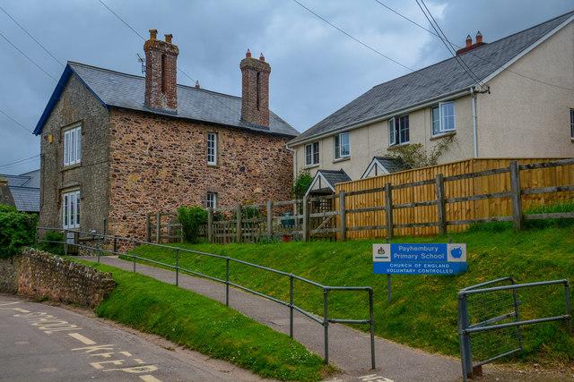 Payhembury : Payhembury Primary School