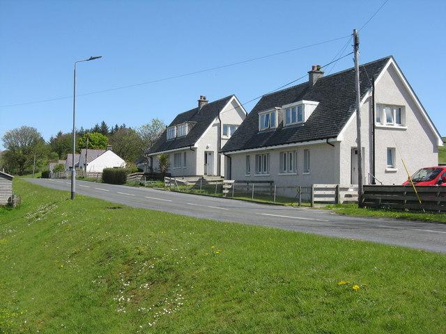 Houses at Kilmeny