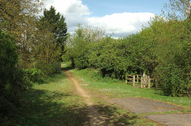 Accommodation Lane at Willow Piggeries
