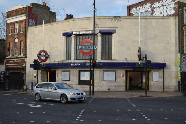 Balham Underground Station