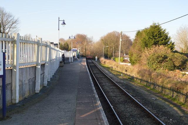 Gunnislake Station