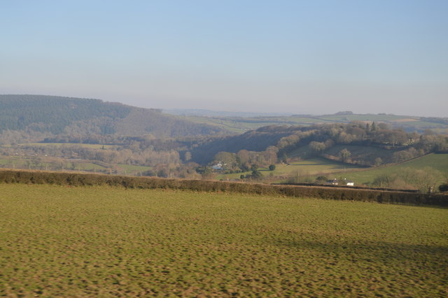 View from Tamar Valley Line