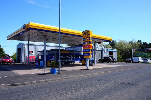 Springbank Garage - Irvine