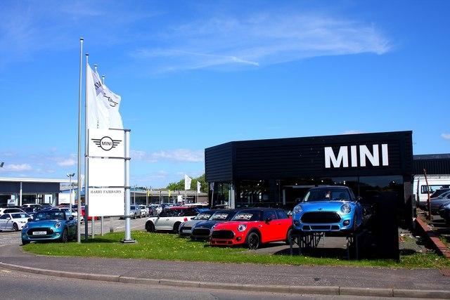 Harry Fairbairn - Mini Car Dealership