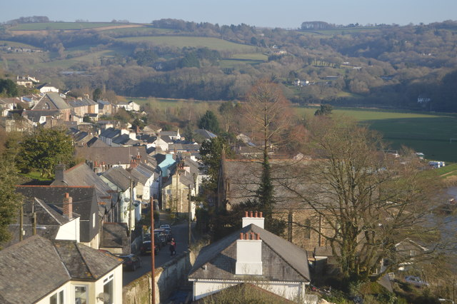 Roofscape, Calstock
